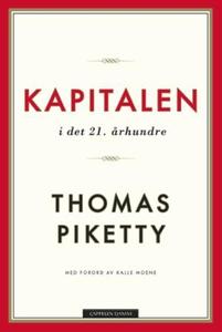 Kapitalen i det 21. århundre (ebok) av Thomas