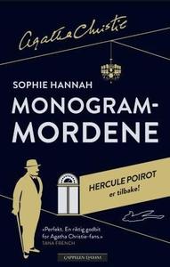 Monogram-mordene (ebok) av Sophie Hannah, Aga