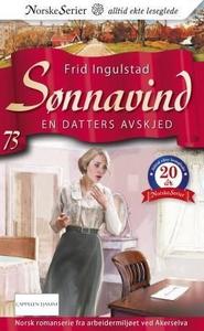 En datters avskjed (ebok) av Frid Ingulstad