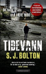 Tidevann (ebok) av S.J. Bolton
