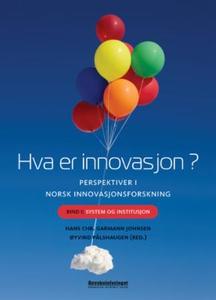 Hva er innovasjon? (ebok) av
