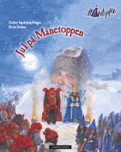 Jul på Månetoppen (interaktiv bok) av Gudny I