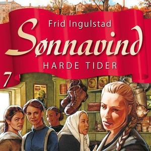 Harde tider (lydbok) av Frid Ingulstad