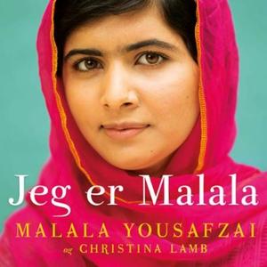 Jeg er Malala (lydbok) av Malala Yousafzai
