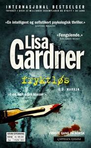 Fryktløs (ebok) av Lisa Gardner