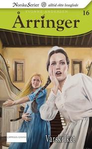 Varskriket (ebok) av Yvonne Andersen
