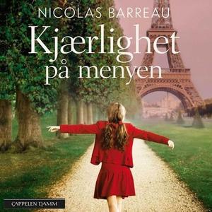 Kjærlighet på menyen (lydbok) av Nicolas Barr