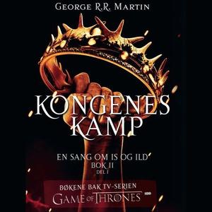 Kongenes kamp (lydbok) av George R.R. Martin