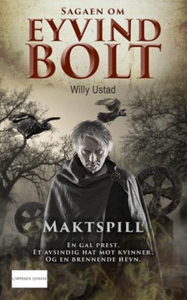 Maktspill (ebok) av Willy Ustad