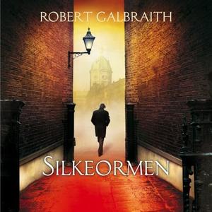Silkeormen (lydbok) av Robert Galbraith