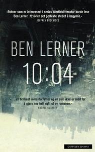 10:04 (ebok) av Ben Lerner
