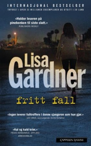 Fritt fall (ebok) av Lisa Gardner
