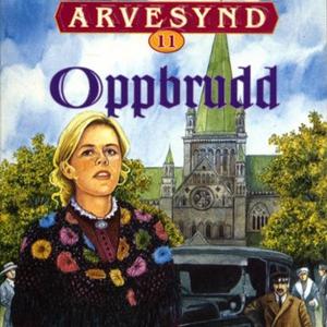 Oppbrudd (lydbok) av Anne-Lise Boge
