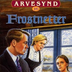 Frostnetter (lydbok) av Anne-Lise Boge