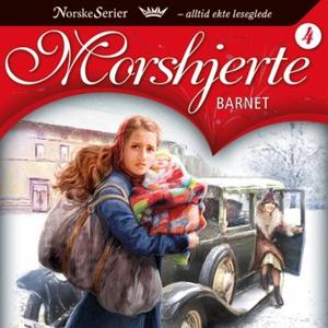 Barnet (lydbok) av Anne-Lise Boge