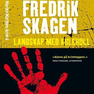 Landskap med kulehull (lydbok) av Fredrik Ska