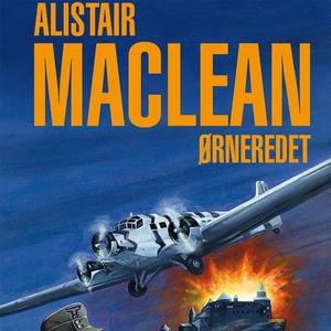 Ørneredet (lydbok) av Alistair MacLean
