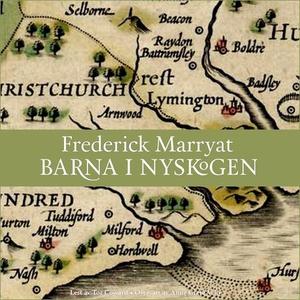 Barna i Nyskogen (lydbok) av Frederick Marrya