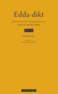 Edda-dikt (ebok) av Knut Ødegård