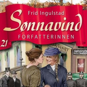 Forfatterinnen (lydbok) av Frid Ingulstad
