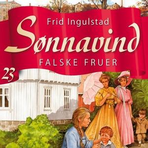 Falske fruer (lydbok) av Frid Ingulstad
