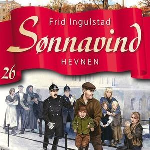 Hevnen (lydbok) av Frid Ingulstad