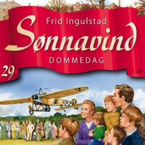 Dommedag (lydbok) av Frid Ingulstad