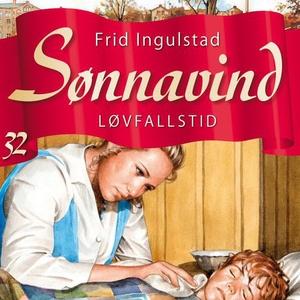 Løvfallstid (lydbok) av Frid Ingulstad