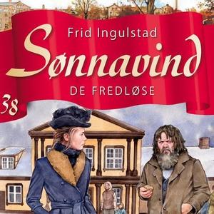 De fredløse (lydbok) av Frid Ingulstad