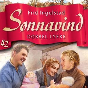 Dobbel lykke (lydbok) av Frid Ingulstad