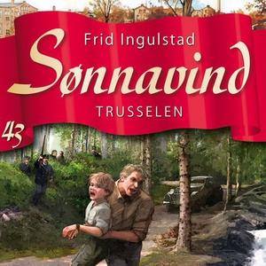 Trusselen (lydbok) av Frid Ingulstad