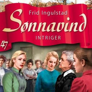 Intriger (lydbok) av Frid Ingulstad