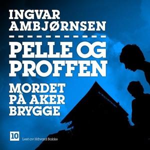 Mordet på Aker brygge (lydbok) av Ingvar Ambj