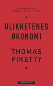 Ulikhetenes økonomi (ebok) av Thomas Piketty