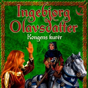 Kongens kurér (lydbok) av Frid Ingulstad