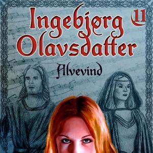 Alvevind (lydbok) av Frid Ingulstad