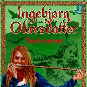 Sorte ravner (lydbok) av Frid Ingulstad