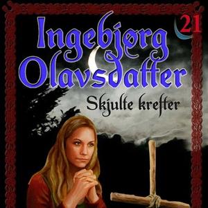 Skjulte krefter (lydbok) av Frid Ingulstad