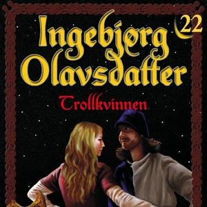 Trollkvinnen (lydbok) av Frid Ingulstad