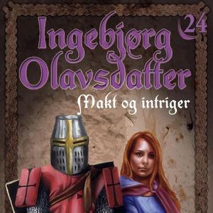 Makt og intriger (lydbok) av Frid Ingulstad