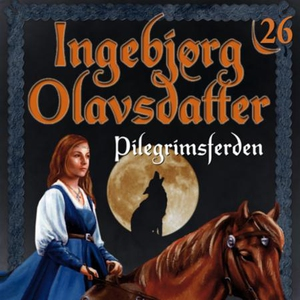 Pilegrimsferden (lydbok) av Frid Ingulstad