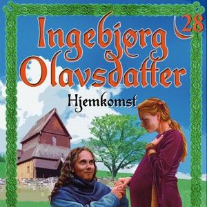Hjemkomst (lydbok) av Frid Ingulstad