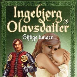 Giftige tunger (lydbok) av Frid Ingulstad