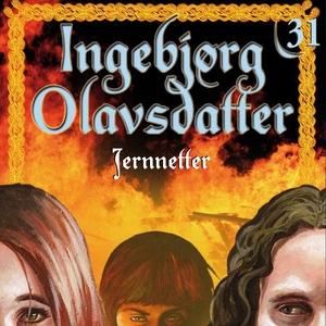 Jernnetter (lydbok) av Frid Ingulstad