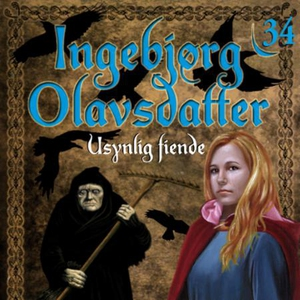 Usynlig fiende (lydbok) av Frid Ingulstad