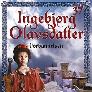 Forbannelsen (lydbok) av Frid Ingulstad