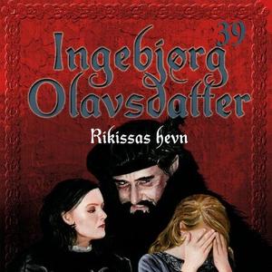 Rikissas hevn (lydbok) av Frid Ingulstad