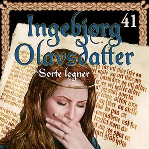 Sorte løgner (lydbok) av Frid Ingulstad