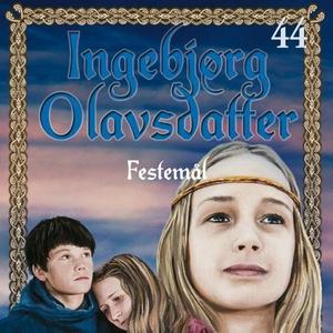 Festemål (lydbok) av Frid Ingulstad