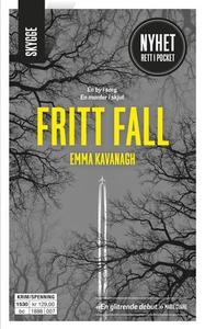 Fritt fall (ebok) av Emma Kavanagh